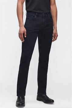 7 for all mankind heren jeans slimmy tapared luxe performance eco blue black jsmxb780lb