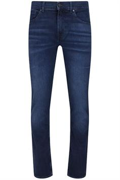 7 for all mankind heren jeans slimmy tapered luxe performance eco dark blue jsmxr460ll