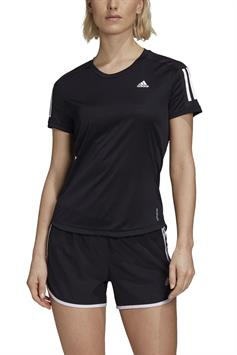 adidas dames top own the run tee fs9830