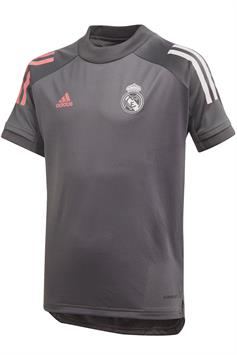 adidas jongens voetbal t-shirt fq7843 20/21 real madrid training jersey youth