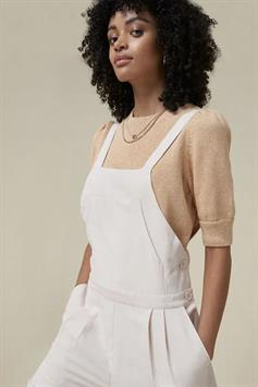 another label dames trui aster knitted pull s/s aster knitted pull s/s b84-221150