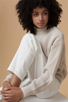 another label dames trui eliana knitted pull l/s b80-221179