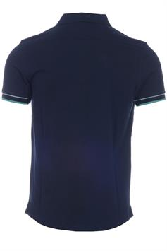 blue industry heren polo kbis20-m84