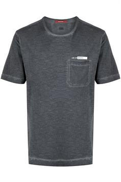 c.p. company heren t-shirt t-shirts - short sleeve malfile jersey 10cmts258a