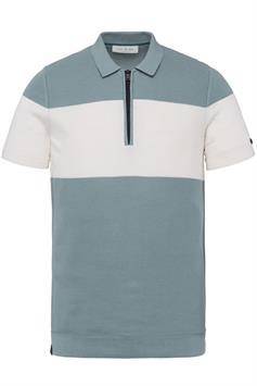 cast iron heren polo korte mouw short sleeve polo knitted fine cot cpss212866