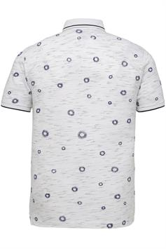 cast iron heren polo short sleeve polo slim fit pique s cpss214880