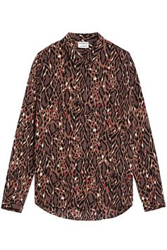 catwalk junkie dames blouse bl on the hunt 2002033604