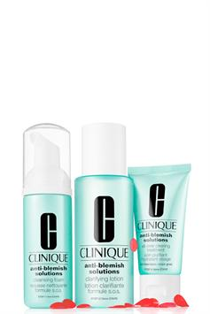 clinique anti-blemish solutions™ starter kit alle huidtypes
