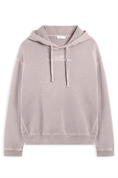 closed dames trui organic cotton hoodie with print c95140-47s-13