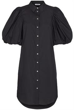 co'couture dames jurk collie puff sleeve dress 96404