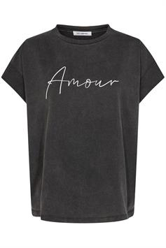 co'couture dames t-shirt korte mouw amour wing tee 93075
