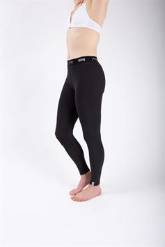 eivy dames thermo legging icecold tight black