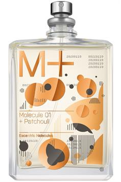 escentric molecules molecule 01 + patchouli eau de toilette 100 ml