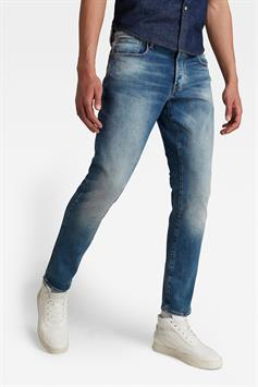 g-star heren jeans 3301 straight tapered 51003-c052-a802