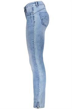 geisha dames jeans jeans 7/8 ziper at bottom 11012-10