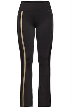 goldbergh dames flared broek zefira flared pant gb05074211