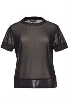 goldbergh dames mesh t-shirt maria short sleeve top gb04511211