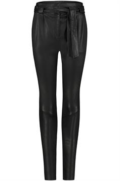 ibana dames leren broek paula (stretch leather) 302120015