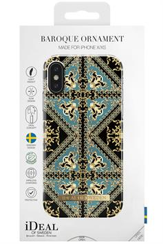 ideal of sweden fashion case baroque ornament iphone x/xs