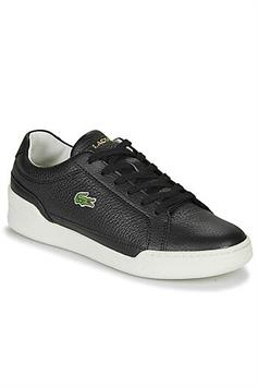lacoste heren sneakers challenge 0120 1 sma blk/off wht leather 7-40sma0058454