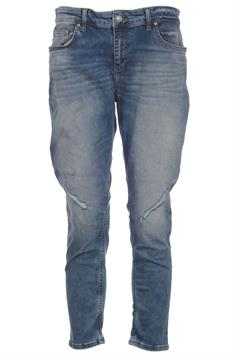 ltb dames jeans mika earth blue wash 50869-53246