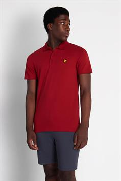 lyle & scott sports heren polo sport ss polo sp1060sp