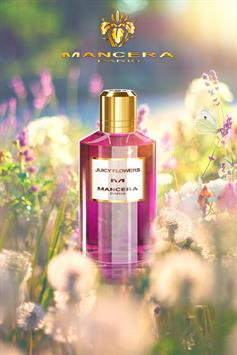 mancera juicy flowers eau de parfum 120 ml