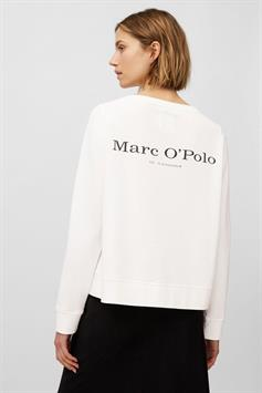 marc o'polo dames sweater sweat-shirt, long sleeve, round nec 02400154059