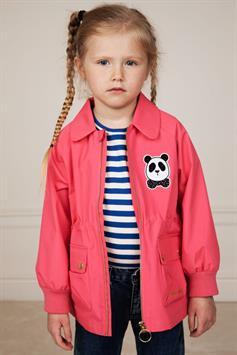 mini rodini kids jas panda jacket 2121010628