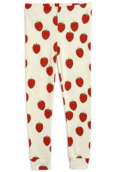 mini rodini kids legging strawberry aop leggings 2123014111