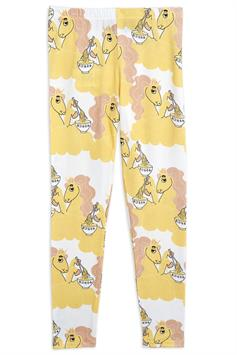 mini rodini kids legging unicorn noodles aop leggings 2123014223