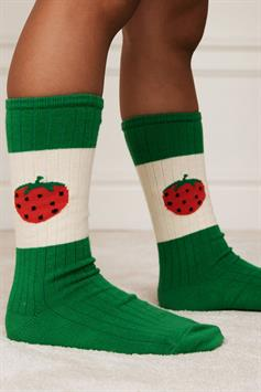 mini rodini kids sokken strawberry ribbed socks 2126012175