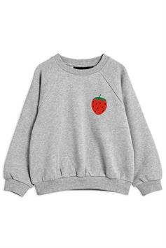 mini rodini kids sweater strawberry emb sweatshirt 2122017494
