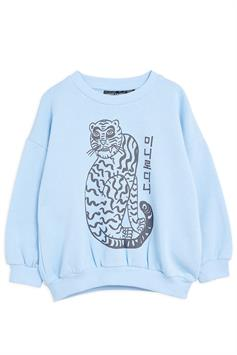 mini rodini kids sweater tiger sp sweatshirt 2122018660
