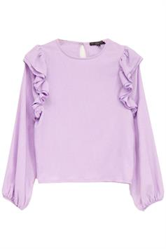 my jewellery dames blouse lange mouw mj05023-0700