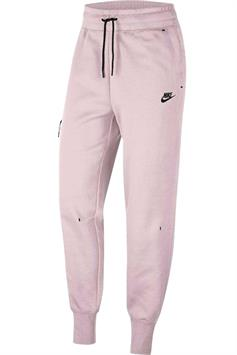 nike dames joggingsbroek tech fleece cw4292-645