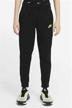 nike jongens jogginsgbroek nike sportswear tech fleece big pant cu9213-011