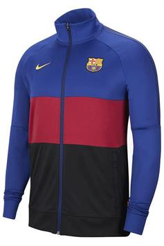 nike junior trainingsvest fc barcelone ci9259-455