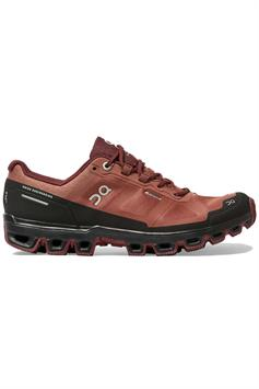 on running dames berg/wandelschoenen cloudventure waterproof 22.99757 hazel/mulberry