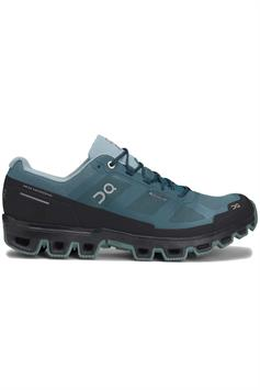 on running heren berg/wandelschoenen cloudventure waterproof storm/cobble