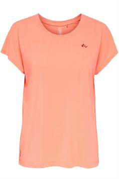 only play dames t-shirt onpfontanne ss loose train top 15217053
