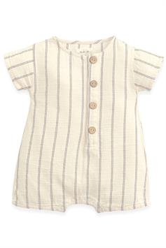 play up baby boxpak striped woven jumpsuit pa01/1ai11503