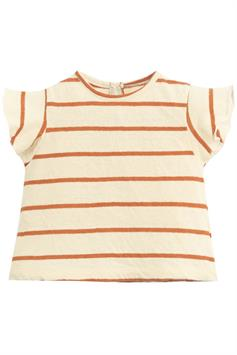 play up baby t-shirt korte mouw striped jersey t-shirt pa01/2ai11052