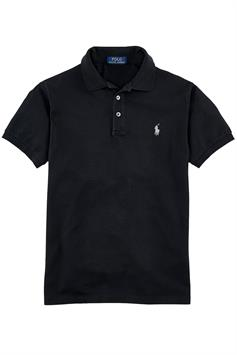 polo ralph lauren heren polo korte mouw slim fit stretch mesh polo 710541705