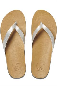 reef dames slippers cushion bounce court rf0a3fds