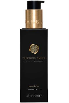 rituals private collection precious amber hand balm 175 ml
