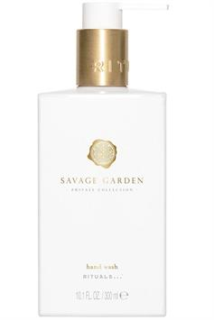 rituals private collection savage garden hand wash 300 ml