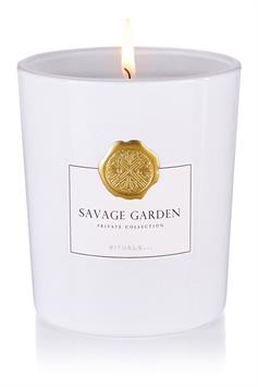rituals private collection savage garden scented candle