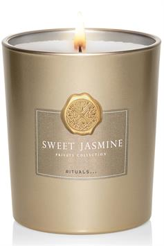 rituals private collection sweet jasmine scented candle 360 g