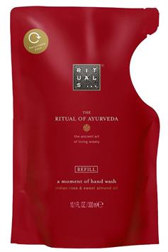 rituals the ritual of ayurveda a moment of hand wash refill 300 ml